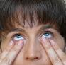 Eyelid Lifting Exercises - step 2