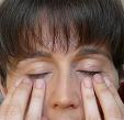 Eyelid Lifting Exercises - step 3